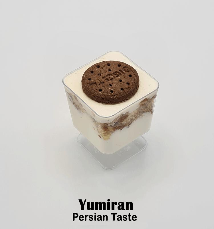 موس وانیل و شکلات