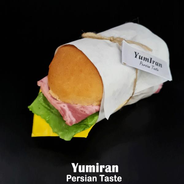 پک ساندویچ ژامبون