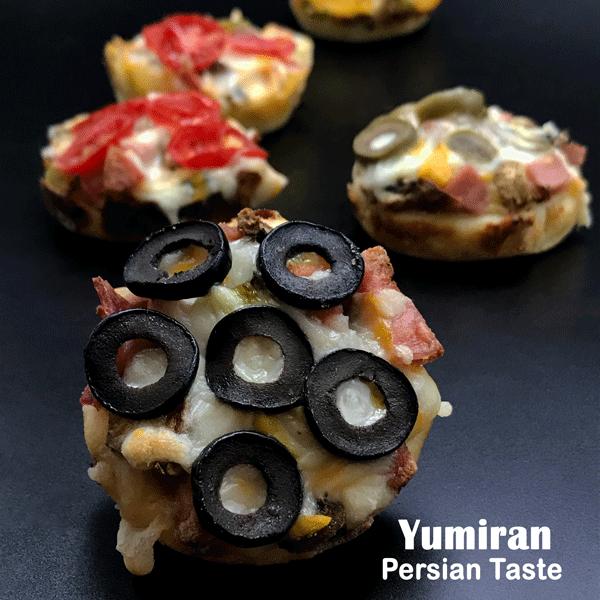 پک مینی پیتزا