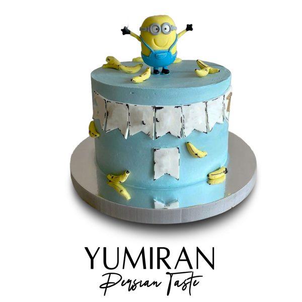 کیک فوندانت